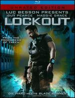 Lockout [Blu-ray] [Unrated] [Includes Digital Copy] - James Mather; Stephen Saint Leger