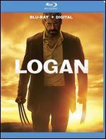 Logan [Includes Digital Copy] [Blu-ray]