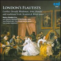London's Flautists - Catherine Mackintosh (violin); Erin Headley (viola da gamba); Lucy Carolan (harpsichord); Nancy Hadden (flute);...