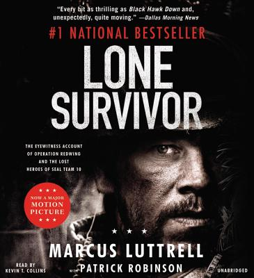 Lone Survivor - Luttrell, Marcus, and Collins, Kevin T (Read by)