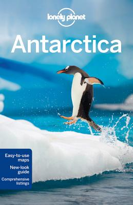 Lonely Planet Antarctica - Lonely Planet, and Averbuck, Alexis