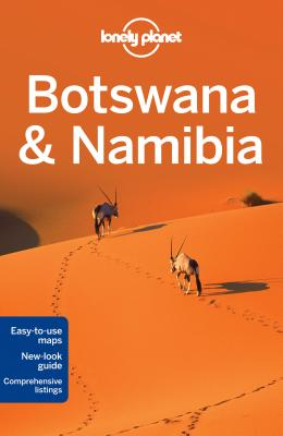 Lonely Planet Botswana & Namibia - Murphy, Alan, and Ham, Anthony, and Holden, Trent