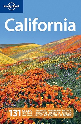 Lonely Planet California - Benson, Sara