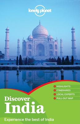 Lonely Planet Discover India - Hole, Abigail, and Benanav, Michael, and Brown, Lindsay