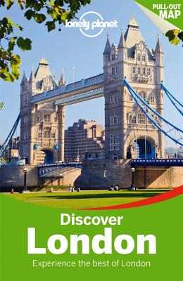 Lonely Planet Discover London - Lonely Planet, and Fallon, Steve, and Filou, Emilie