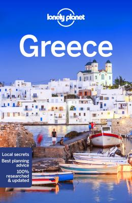 Lonely Planet Greece - Lonely Planet, and Miller, Korina, and Armstrong, Kate