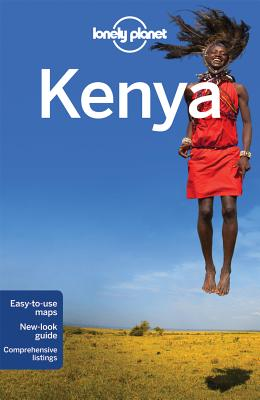 Lonely Planet Kenya - Lonely Planet, and Ham, Anthony, and Butler, Stuart
