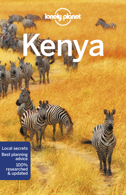 Lonely Planet Kenya - Lonely Planet, and Ham, Anthony, and Kaminski, Anna