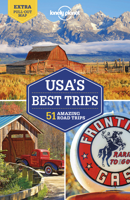 Lonely Planet Usa's Best Trips - Lonely Planet, and Richmond, Simon, and Armstrong, Kate