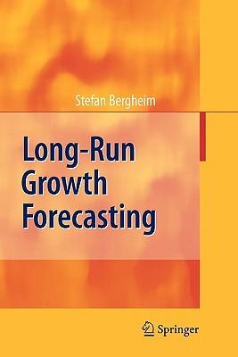 Long-Run Growth Forecasting - Bergheim, Stefan
