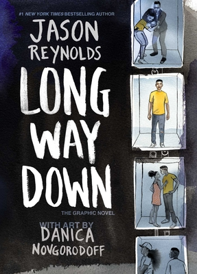 Long Way Down: The Graphic Novel - Reynolds, Jason