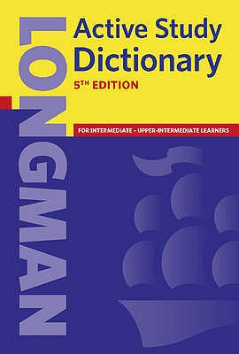 Longman Active Study Dictionary 5th Edition Paper -