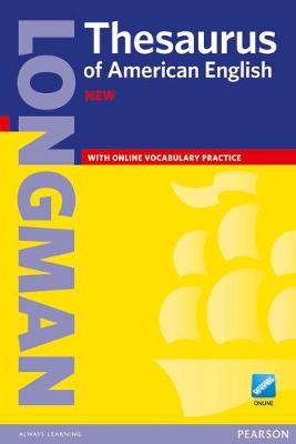 Longman Thesaurus of American English paper&Online(HigherEd) -