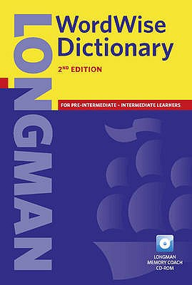 Longman Wordwise Dictionary Paper and CD ROM Pack 2ED -