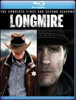 Longmire: Seasons 1 and 2 [Blu-ray]