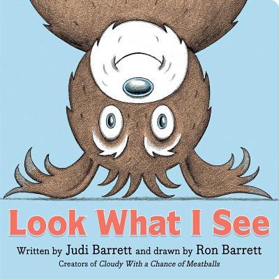 Look What I See - Barrett, Judi, and Barrett, Ron (Illustrator)