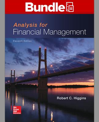 Loose-Leaf for Analysis for Financial Management with Connect Access Card - Higgins, Robert C, Professor