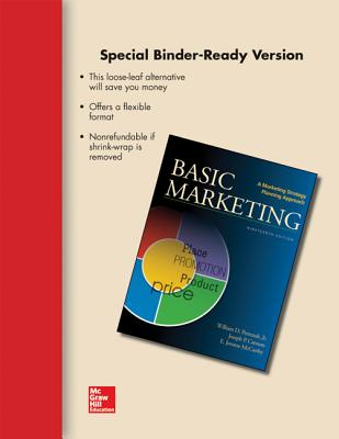 Loose Leaf for Basic Marketing - Perreault Jr, William D