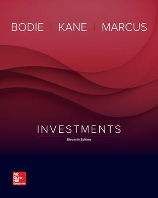 Loose Leaf for Investments - Bodie, Zvi, and Kane, Alex, and Marcus, Alan