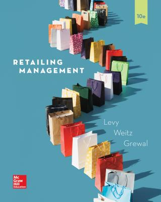Loose Leaf for Retailing Management - Levy, Michael, and Weitz, Barton A, and Grewal, Dhruv, Professor