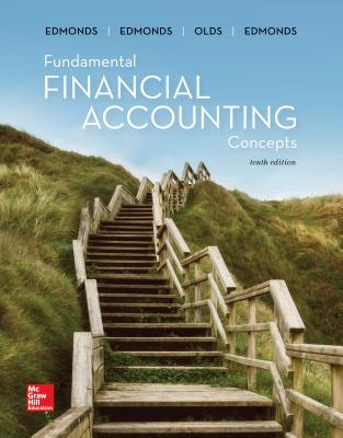 Loose-Leaf Fundamental Financial Accounting Concepts - Edmonds, Thomas P, and McNair, Frances M, and Olds, Philip R
