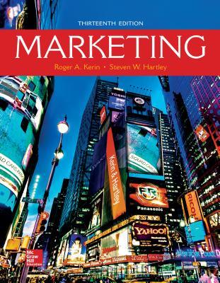 Looseleaf Marketing - Hartley, Steven, and Kerin, Roger