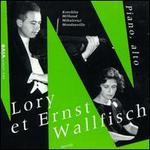 Lory et Ernst Wallfisch