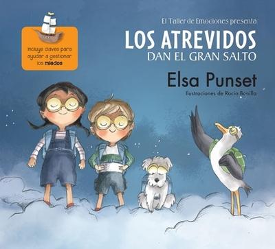 Los Atrevidos Dan El Gran Salto / The Daring Take the Plunge - Punset, Elsa