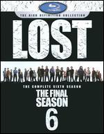 Lost: The Complete Sixth Season [5 Discs] [Blu-ray] -