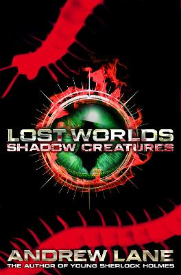 Lost Worlds 2: Shadow Creatures - Lane, Andrew