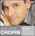 Louis Lortie plays Chopin, Vol. 1: Nocturnes; Scherzos; Sonata in B flat minor