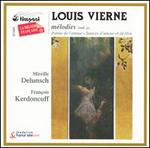 Louis Vierne: M�lodies, Vol. 2