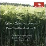 Louise Dumont Farrenc: Piano Trios, Op. 33 and Op. 34