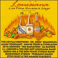 Louisiana Live from Mountain Stage - Various Artists