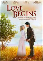 Love Begins - David S. Cass, Sr.