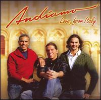 Love, From Italy - Andiamo