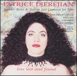 Love Lost and Found: Arias & Italian Solo Cantatas for Alto by Handel [includes DVD]