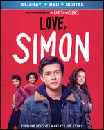 Love, Simon [Blu-ray/DVD] - Greg Berlanti