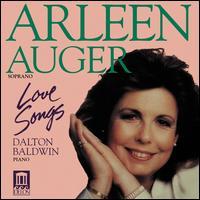 Love Songs - Arleen Augér (soprano); Dalton Baldwin (piano)