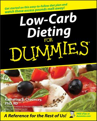 Low-Carb Dieting for Dummies - Chauncey, Katherine B