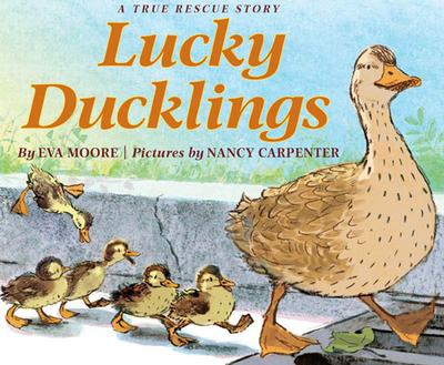 Lucky Ducklings - Moore, Eva