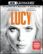 Lucy [4K Ultra HD Blu-ray]