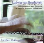 Ludwig van Beethoven: Sonata in F minor, Op. 57, Appassionata