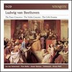 Ludwig van Beethoven: The Piano Concertos; The Violin Concerto; The Cello Sonatas