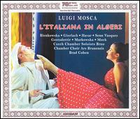 Luigi Mosca: L'Italiana in Algeri - Agata Bienkowska (vocals); Anna Markovska (vocals); Asa Fanney Gestsdottir (vocals); Christian Senn Vasquez (vocals);...