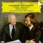 Lutoslawski: Piano Concerto; Chain 3; Novelette - Krystian Zimerman (piano); BBC Symphony Orchestra; Witold Lutoslawski (conductor)