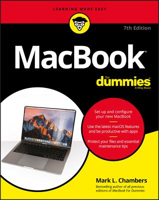 Macbook for Dummies - Chambers, Mark L