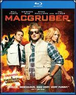 MacGruber [Rated/Unrated] [Blu-ray] - Jorma Taccone