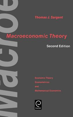Macroeconomic Theory - Sargent, Thomas J