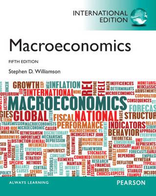 Macroeconomics - Williamson, Stephen D.